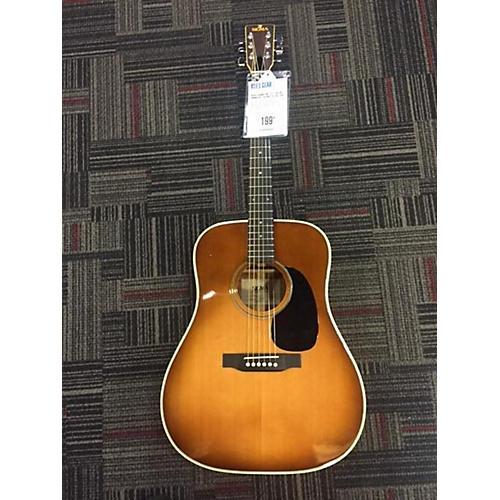 SIGMA DR-7S Acoustic Guitar