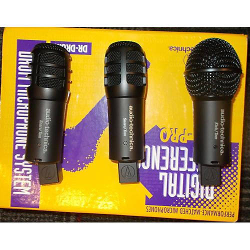 Digital Reference DR-DRUM Drum Microphone