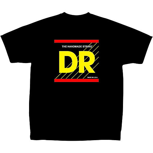 DR Strings DR Logo T-Shirt