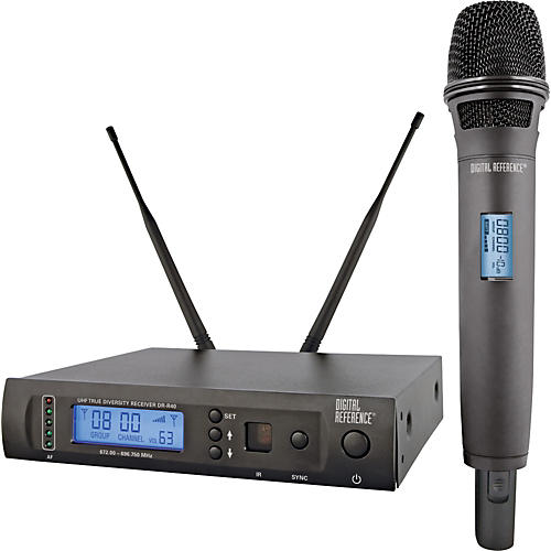Digital Reference DR4600 Wireless Microphone System