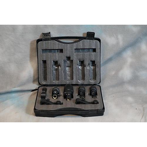 Digital Reference DRKX1 / DRSTX1 Pack Black Drum Microphone