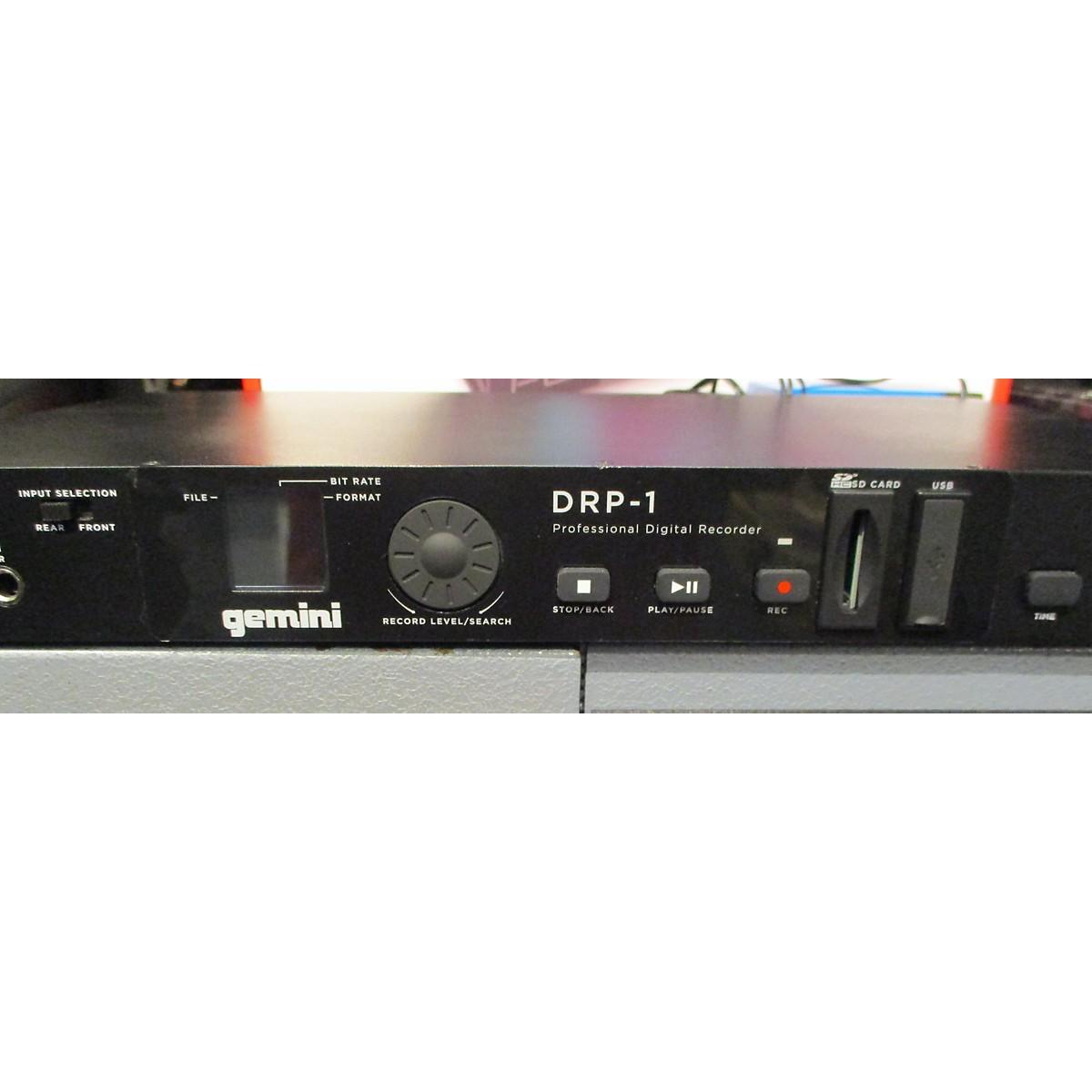 Gemini DRP1 MultiTrack Recorder