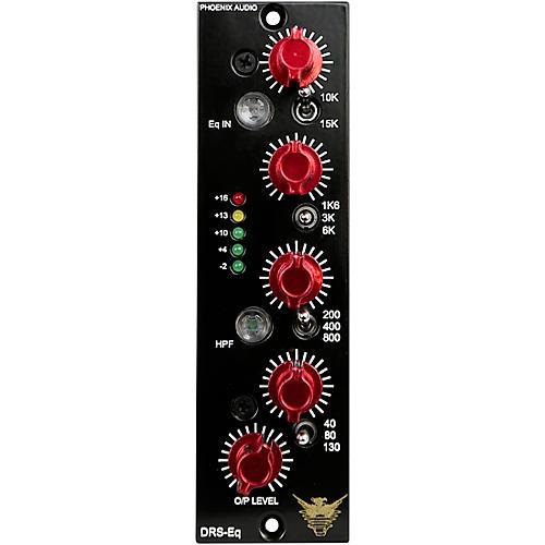 Phoenix Audio DRS Gyrator EQ 500, 500 Series 4-Band EQ