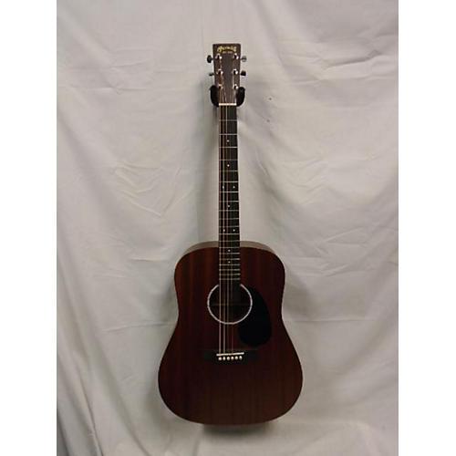 used martin drs1 acoustic electric guitar natural guitar center. Black Bedroom Furniture Sets. Home Design Ideas