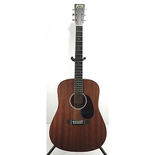 used martin drs1 acoustic electric guitar mahogany guitar center. Black Bedroom Furniture Sets. Home Design Ideas