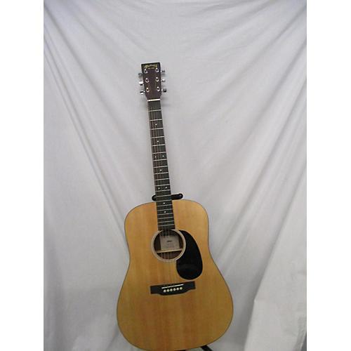 used martin drs2 acoustic electric guitar natural guitar center. Black Bedroom Furniture Sets. Home Design Ideas