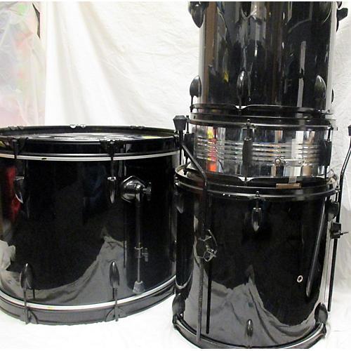 used pulse drum kit drum kit black guitar center. Black Bedroom Furniture Sets. Home Design Ideas