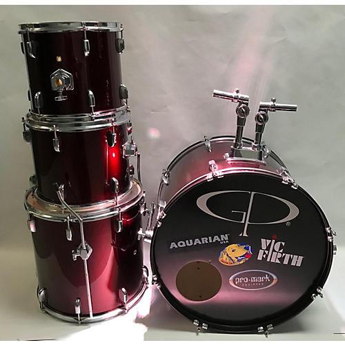 GP Percussion DRUM SET Drum Kit