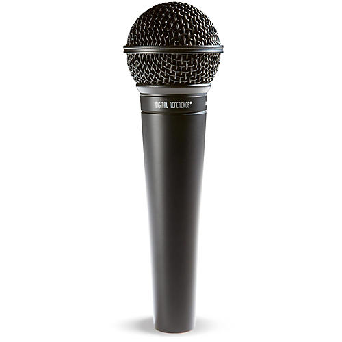 Digital Reference DRV100 Dynamic Cardioid Handheld Microphone