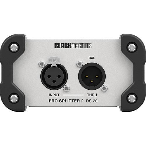 Klark Teknik DS 20 Passive Signal Splitter