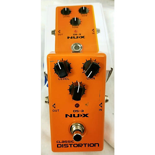 NUX DS-3 Classic Distortion Effect Pedal