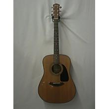 Fender DS 8S NATURAL Acoustic Guitar