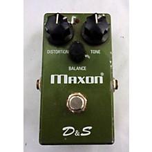 Maxon D&S Effect Pedal