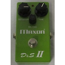 Maxon D&S II Effect Pedal