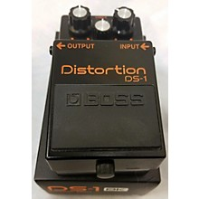 Boss DS1 BK Distortion Effect Pedal