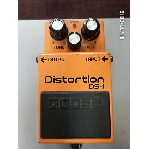 Boss DS1 Distortion ELEC PEDAL-E VOLUME