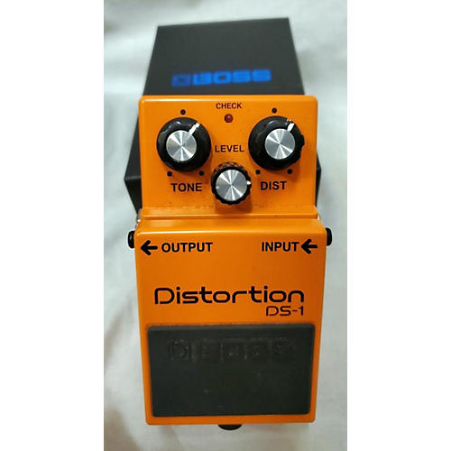 used boss ds1 distortion effect pedal guitar center