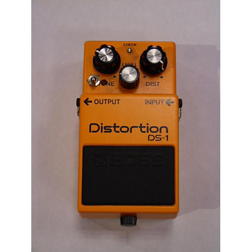 Boss DS1 Distortion Keeley Mod Effect Pedal