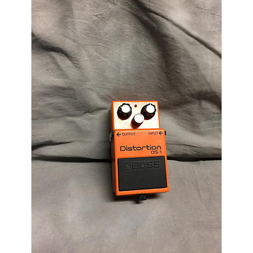 Boss DS1 Distortion Orange