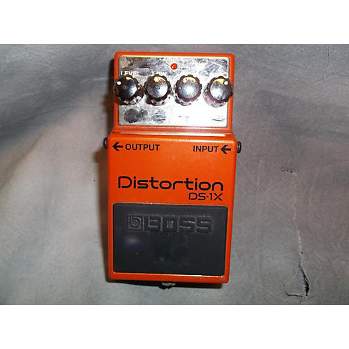Boss DS1X Distortion Effect Pedal