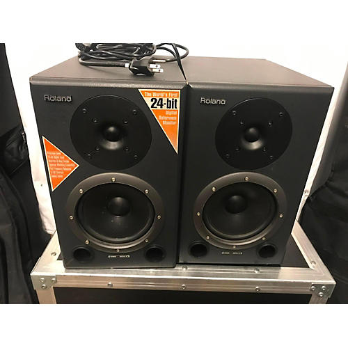Roland DS90A Pair Powered Monitor
