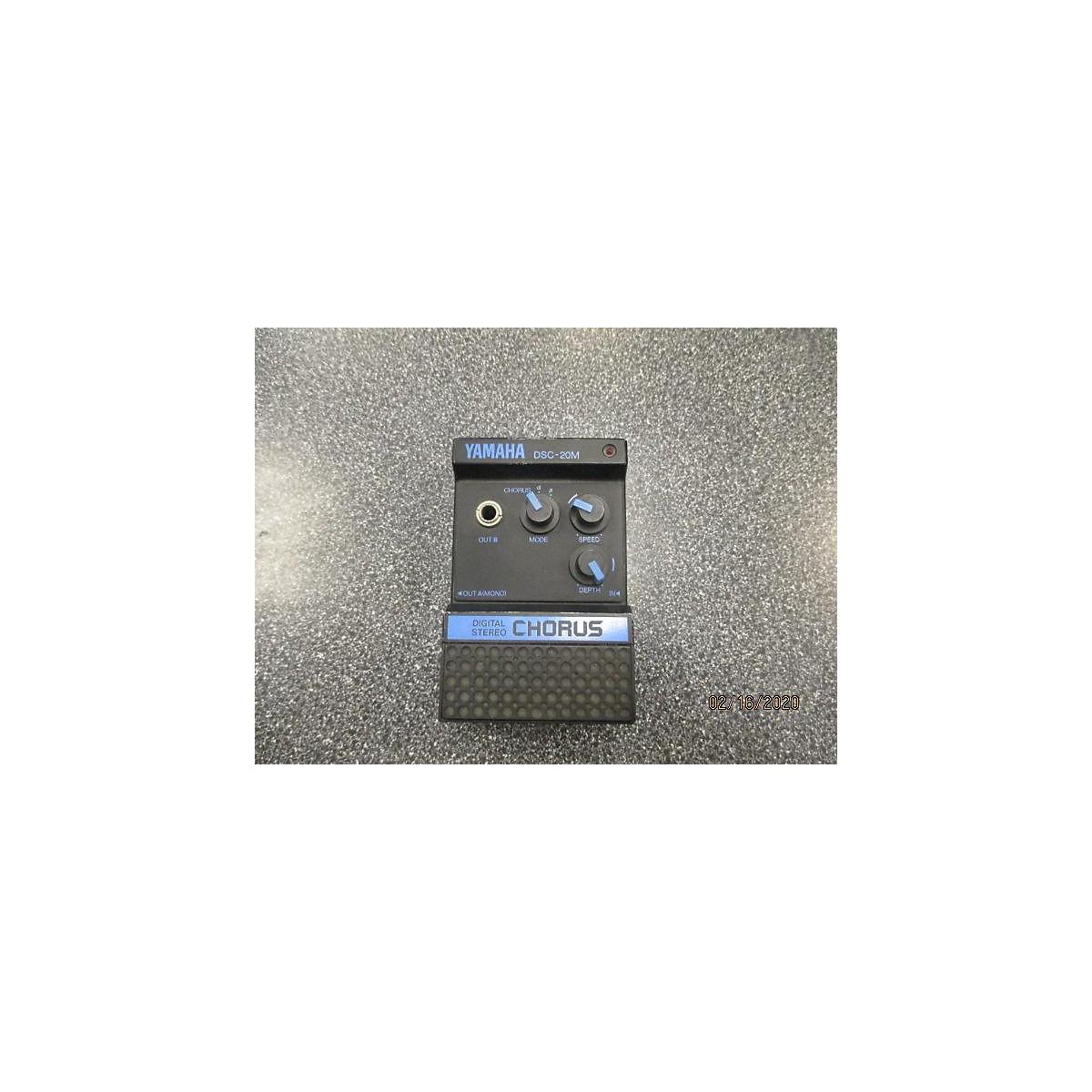 Yamaha DSC-20M Effect Pedal