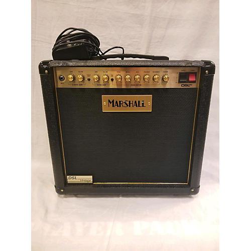 used marshall dsl vintage 20 tube guitar combo amp guitar center. Black Bedroom Furniture Sets. Home Design Ideas
