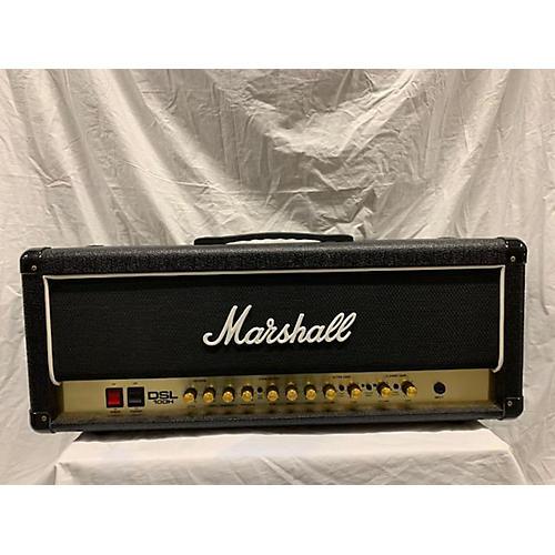used marshall dsl100h 100w tube guitar amp head guitar center. Black Bedroom Furniture Sets. Home Design Ideas