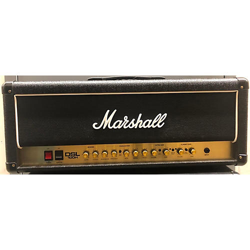 Marshall Avt50h Guitar Amp Head : used marshall dsl100h 100w tube guitar amp head guitar center ~ Vivirlamusica.com Haus und Dekorationen