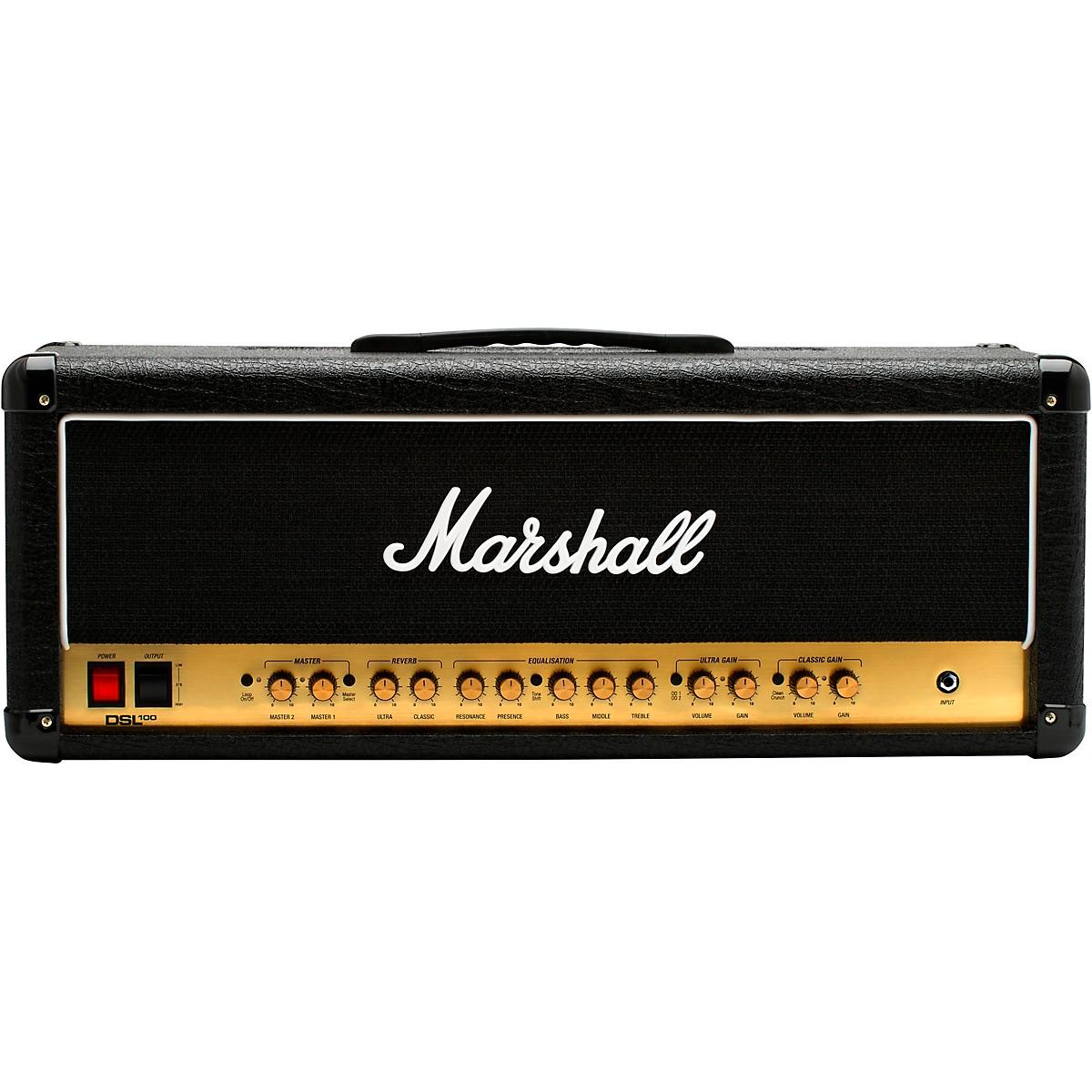 Marshall DSL100HR 100W Tube Guitar Amp Head