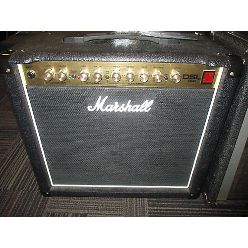 Marshall DSL15C 15W 1x12 (AFTERMARKET SPEAKER) Tube Guitar Combo Amp