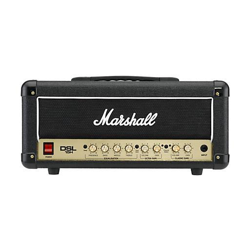 marshall dsl15h 15w all tube guitar amp head guitar center. Black Bedroom Furniture Sets. Home Design Ideas