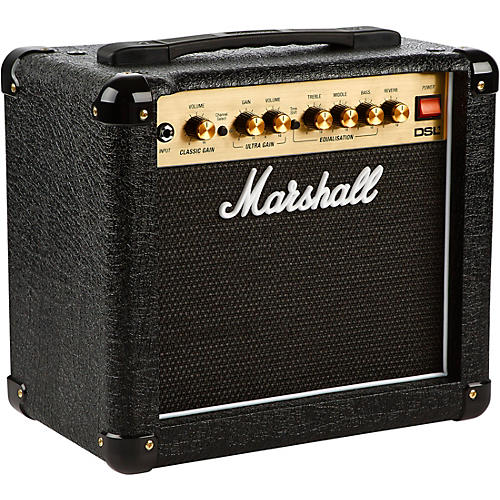 marshall dsl1cr 1w 1x8 tube guitar combo amp guitar center. Black Bedroom Furniture Sets. Home Design Ideas