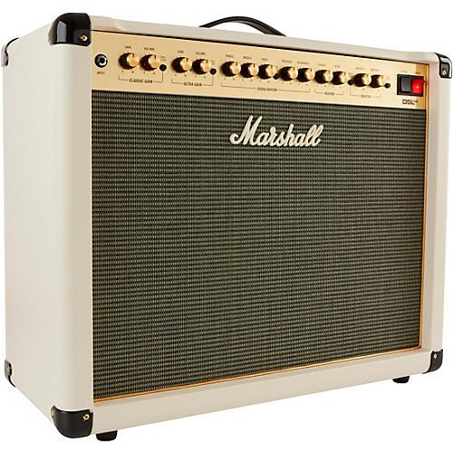 Marshall DSL40CR Limited-Edition Cream 40W 1x12 Tube Guitar Combo Amp