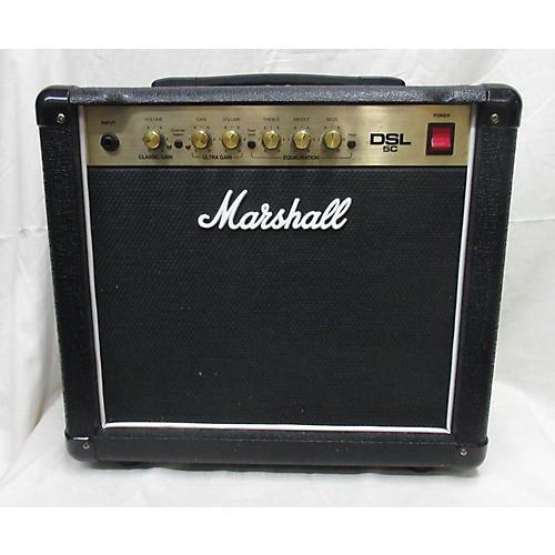 used marshall dsl5cr guitar combo amp guitar center. Black Bedroom Furniture Sets. Home Design Ideas