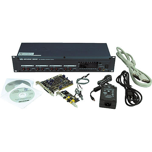 ST Audio DSP3000 M-Port Computer Recording System