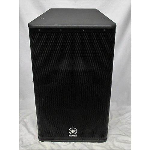 used yamaha dsr115 powered speaker guitar center. Black Bedroom Furniture Sets. Home Design Ideas