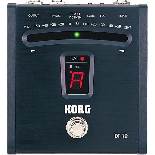Korg DT-10BR Chromatic Pedal Tuner