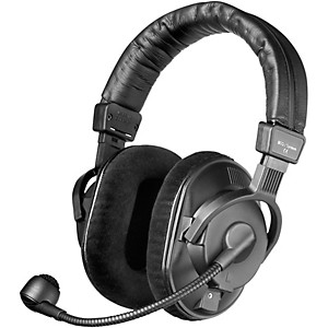 Beyerdynamic DT 290 MKII 80 ohm Headset with Dynamic Microphone cable not include... by Beyerdynamic