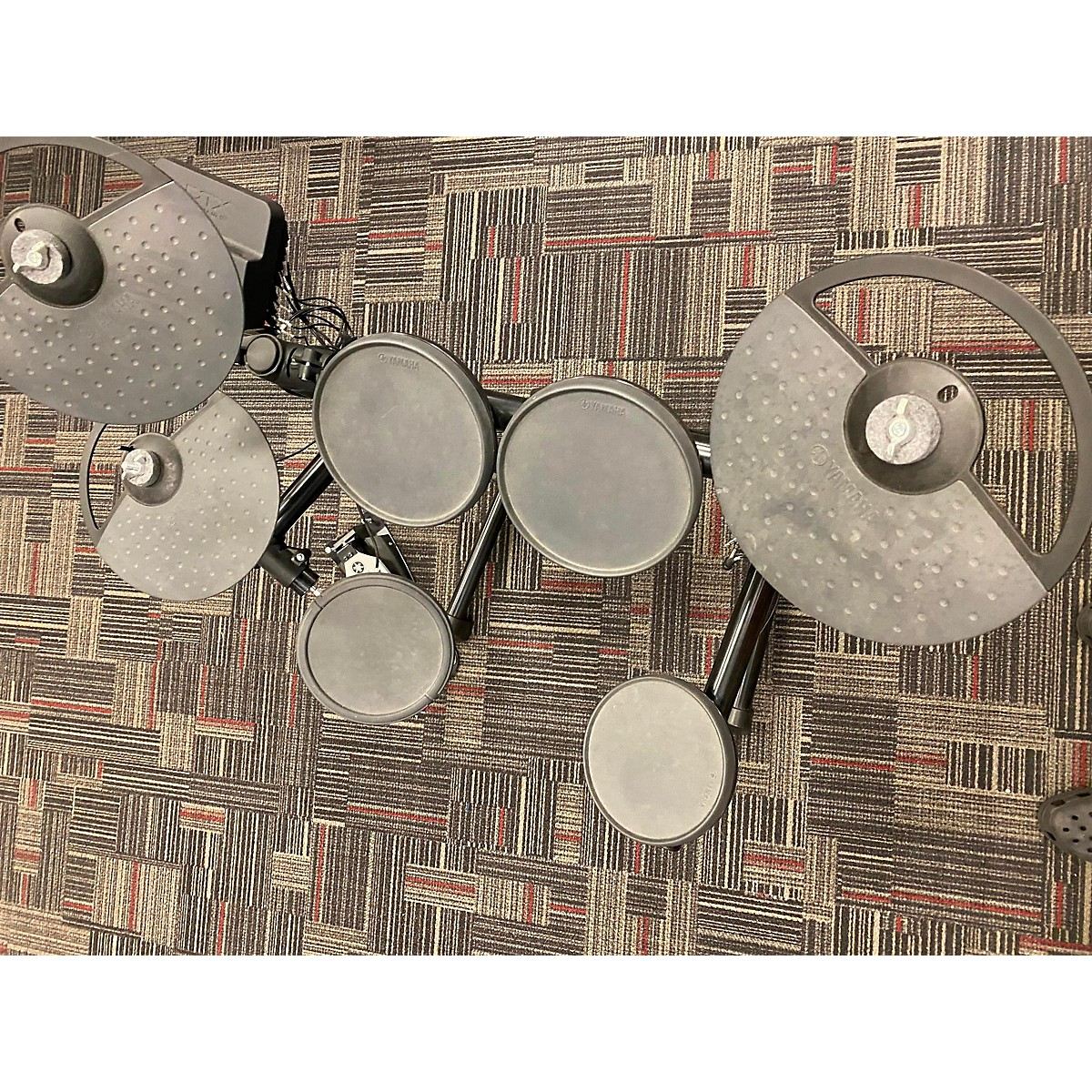 Yamaha DTX450K Electric Drum Set