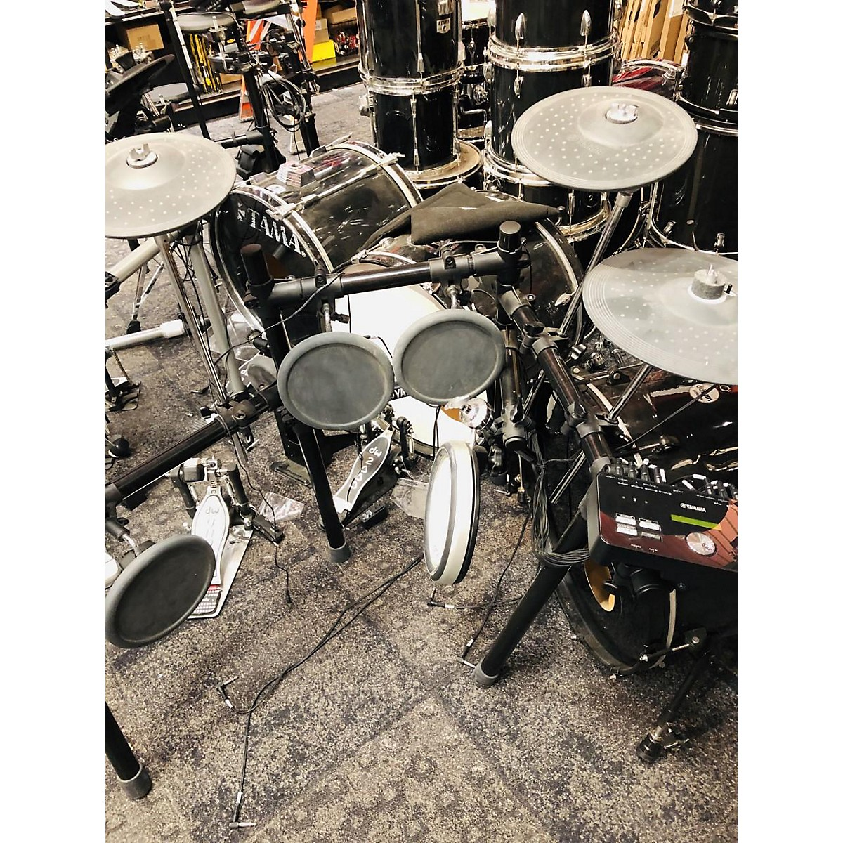 Yamaha DTX502 Electric Drum Set