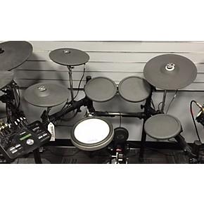 used dtx522 electronic drum set guitar center. Black Bedroom Furniture Sets. Home Design Ideas