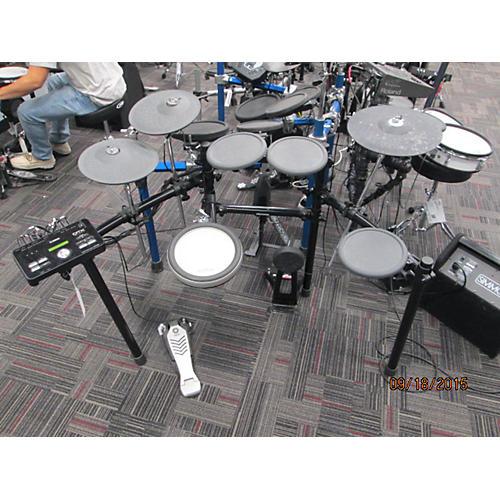used dtx522k electronic drum set guitar center. Black Bedroom Furniture Sets. Home Design Ideas