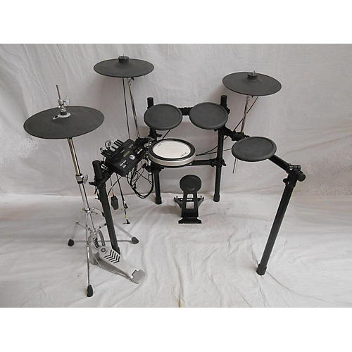 Used yamaha dtx533k electric drum set guitar center for Electric drum set yamaha