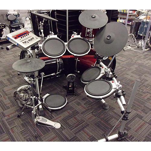 used yamaha dtxtreme ii electronic drum set guitar center. Black Bedroom Furniture Sets. Home Design Ideas