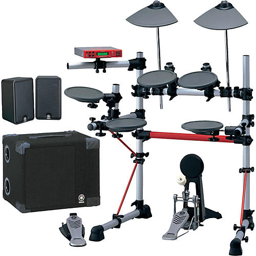 Yamaha DTXpress III Package with MS50DR Monitor System