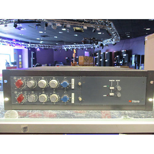AMS Neve Limited DUAL 1073 W/ CHASSIS Microphone Preamp