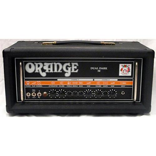 Orange Amplifiers DUAL DARK 50 Tube Guitar Amp Head