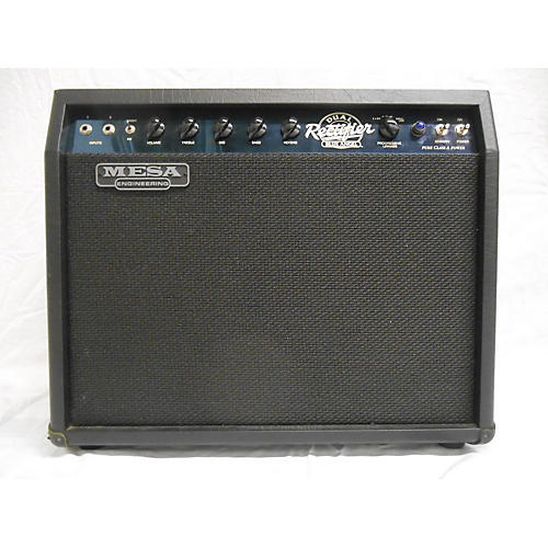 Mesa Boogie DUAL RECTIFIER BLUE ANGEL Tube Guitar Combo Amp