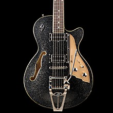 Duesenberg DUESENBERG DTV-BKS WC STARPLAYER TV BLK SPRKL Black Sparkle